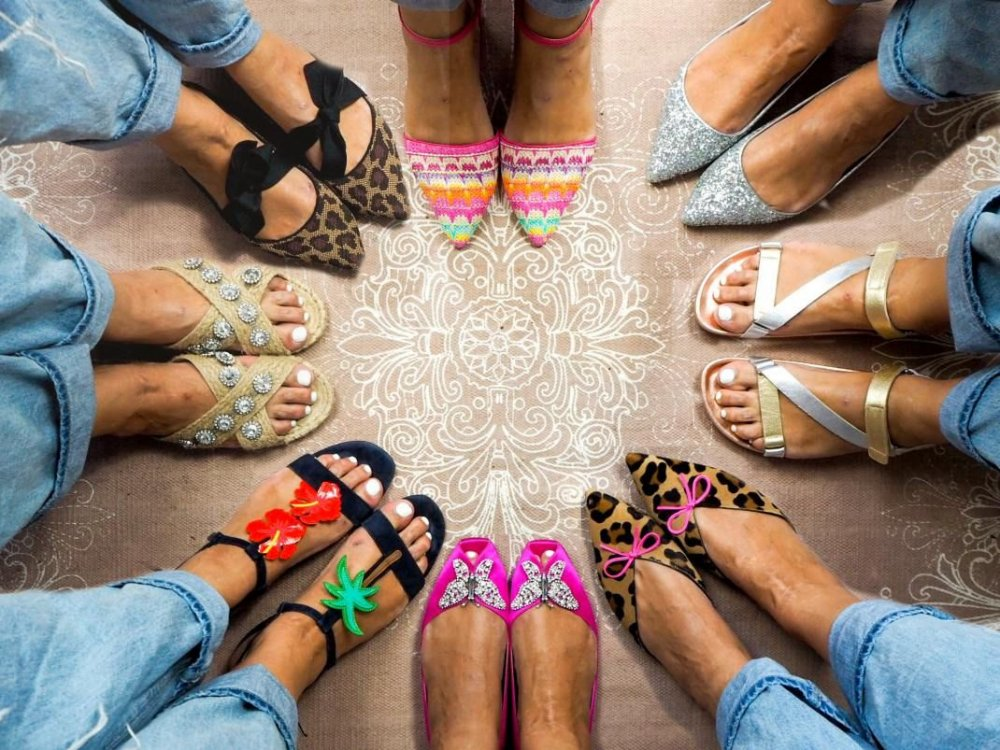 Дамските обувки - мода и удобство във всеки сезон!