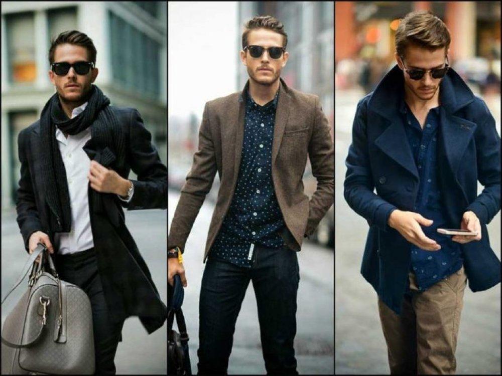Мъжки дрехи - модните тенденции или удобството е по-важно?