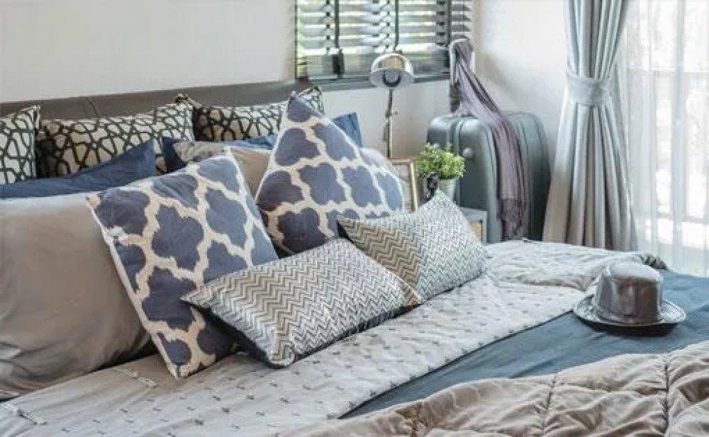 Цветовете на домашния текстил и правилното им съчетаване