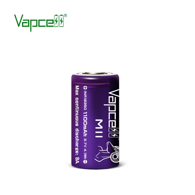 Батерия Vapcell 18350 М11 1100mah 9A, Sorbe.bg