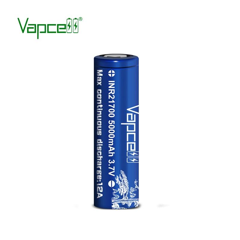 Батерия Vapcell 21700 5000mah 12A , Sorbe.bg