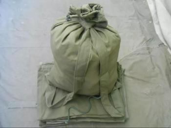 Армейска брезентова мешка - НОВА