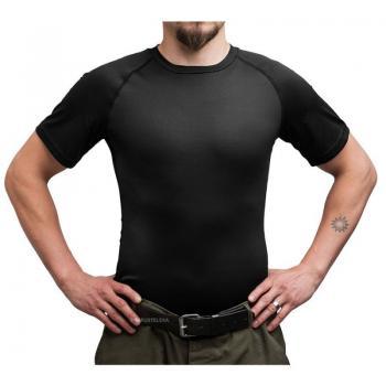 Армейска лятна тениска COOL MAX - Великобритания, Черен, Армейски - Великобритания