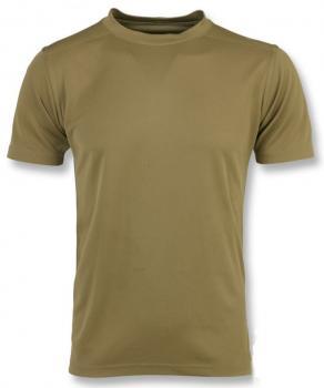 Армейска лятна тениска COOLMAX - Великобритания, Зелен , Армейски - Великобритания