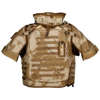 Армейска Пустинна Osprey бронежилетка, без бронеплочи. Великобритания, Армейски - Великобритания