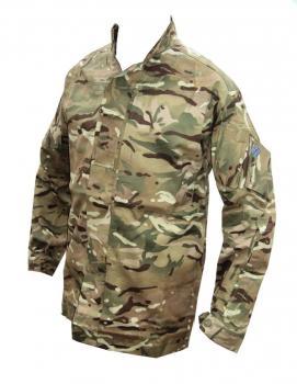 Армейска риза, МТР (Мултикам) - Великобритания - НОВИ, Армейски - Великобритания