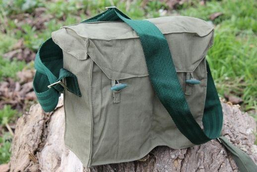 Армейска чанта за противогаз ПГ-1, Завод 'Арсенал' - България