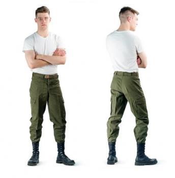 Армейски панталон - Австрия, MFH - Германия