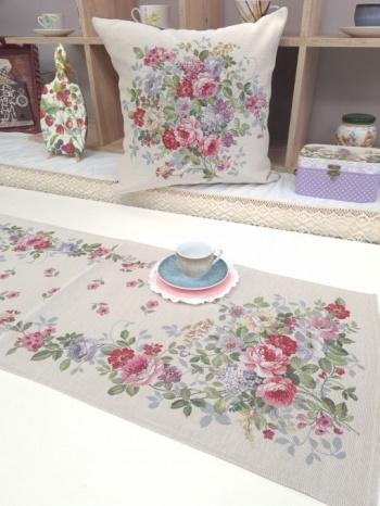 Арт колекция материя жакард &8211 декоративна възглавница