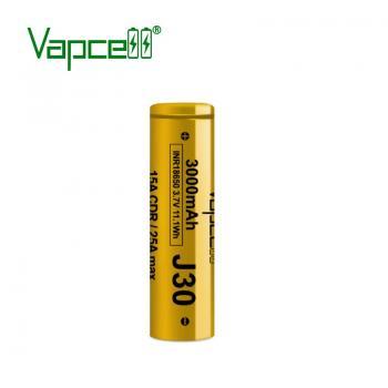 Батерия Vapcell J30 18650 3000mah 15A/35А, Sorbe.bg