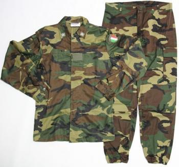 Боен костюм от две части DPM - Италия, Армейски, Италия