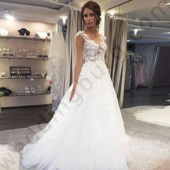 Булчинска рокля, модел SAB 107