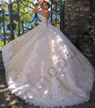 Булчинска рокля, модел SAB 111