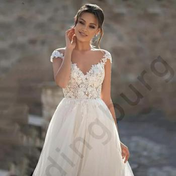 Булчинска рокля, модел SAB 112