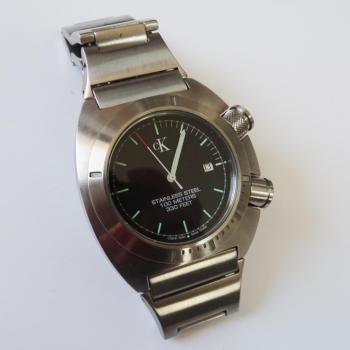 Водоустойчив часовник Calvin Klein