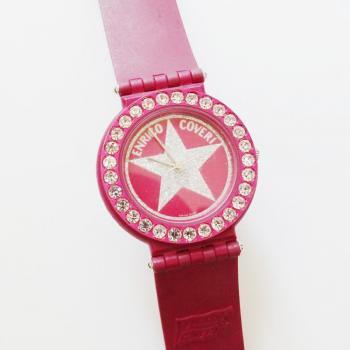 Водоустойчив, швейцарски часовник Enrico Covery
