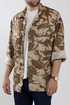 Военна камуфлажна риза DPM Desert , Армейски - Великобритания