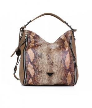 Дамска чанта с животински принт Xti