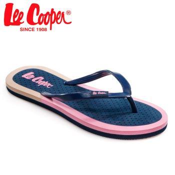 Дамски джапанки lee cooper lc-211-03 navy/pink