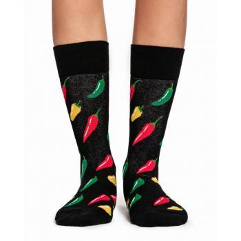 Дамски памучни чорапи с мотив на чушлета
