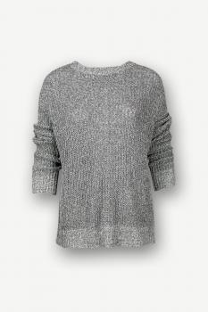 Дамски пуловер от едрро плетиво Cheap Monday