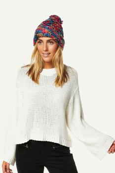 Дамски пуловер с широк ръкав Cheap Monday