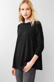 Дамски пуловер от вълна Gap