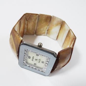 Дамски часовник с каишка гривна Spada