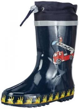 Детски гумени ботуши за момче пожарна