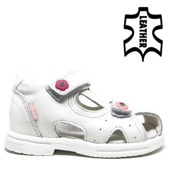 Детски сандали ab-28 white
