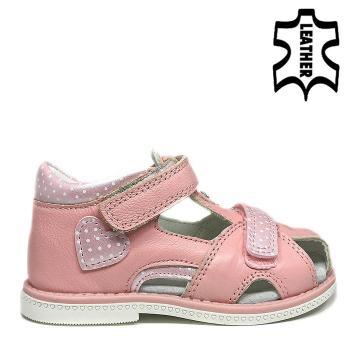 Детски сандали f-286 pink