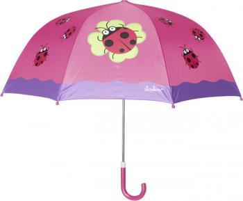 Детски чадъри за дъжд калинка