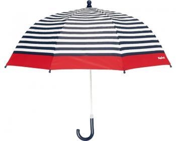 Детски чадъри за дъжд райе