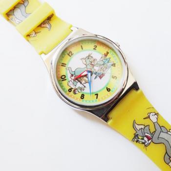 Детски часовник Tom and Jerry