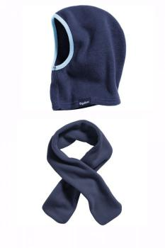 Детски шал и шапка marine 3