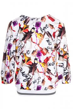 Ефектна блуза