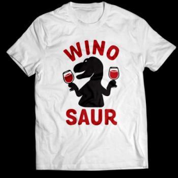Забавни тениски Winosaur