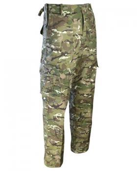 Камуфлажен панталон - BDU, Мултикам , Комбат - Великобритания