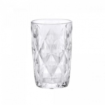 Комплект 6 чаши за вода kare clear &8211 330 ml