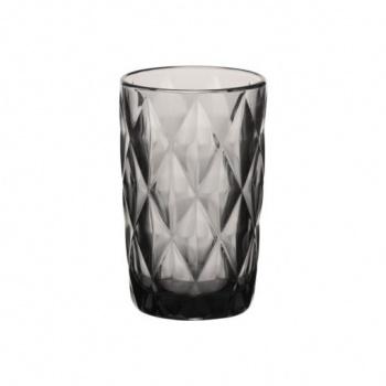 Комплект 6 чаши за вода kare smoke &8211 330 ml