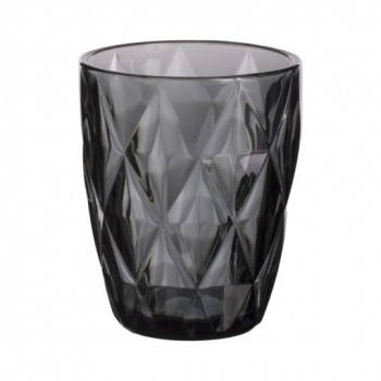 Комплект 6 чаши за уиски kare smoke &8211 230 ml