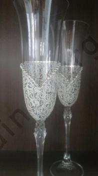 Кристални чаши, модел VKSCH01