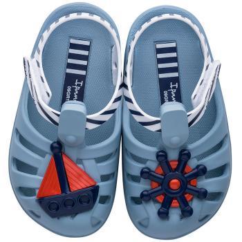 Крокс ipanema 82858/20247 blue/white