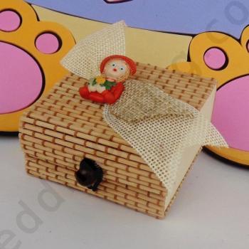 Кутийка за косичка, модел SHK3