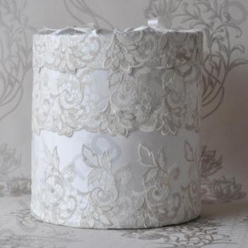 Кутия за сватбени поздравления KK015