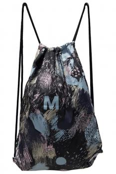 Многоцветна дамска чанта Cheap Monday