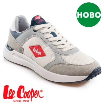 Мъжки маратонки lee cooper lc-211-19 white/grey/navy