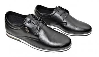 Мъжки обувки в черно 65