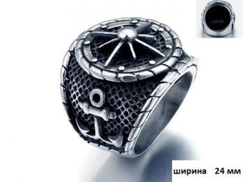 Мъжки пръстен от стомана SR45107