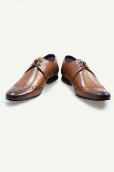 Мъжки обувкис масивен ток Ted Baker